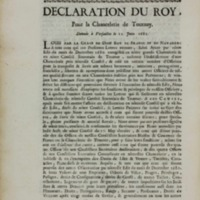 14_Chancellerie_Tournai_Fonctions_Privil�ges_Tarif_Sceau_Taxes_Reglement_General_Chancelleries_France_1681.pdf